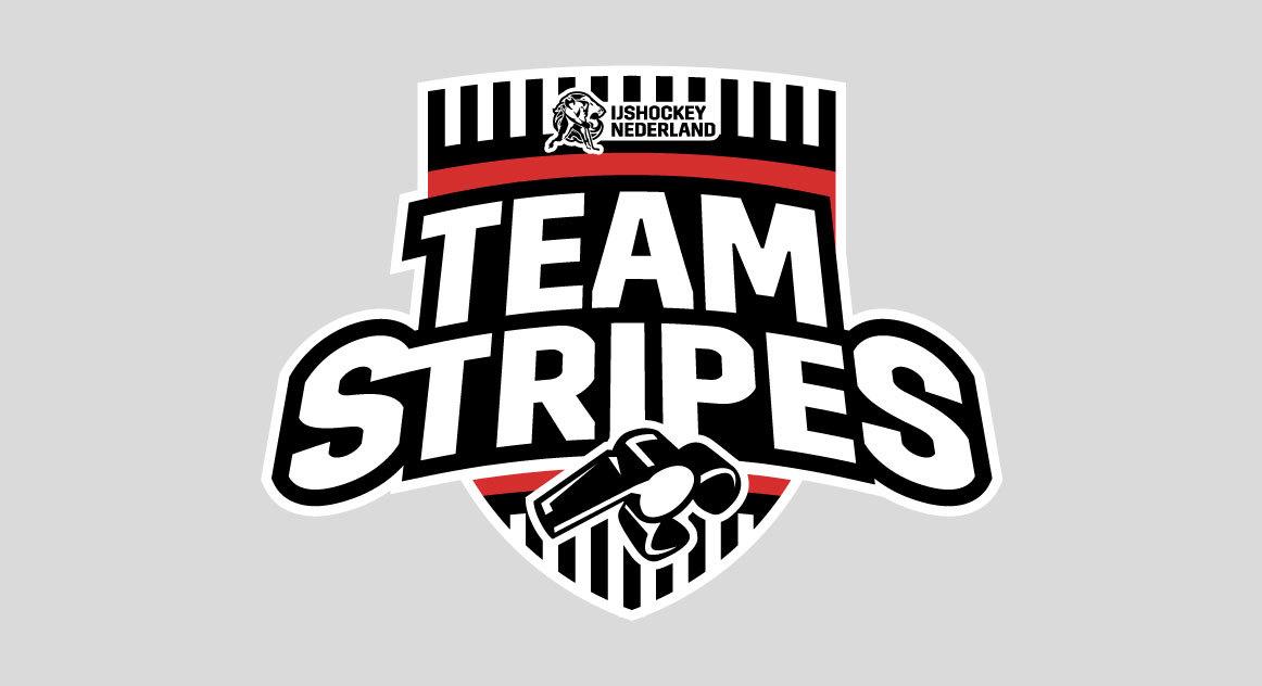 Logo teamstripes facebookgroep