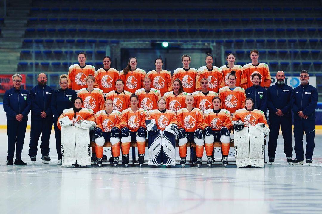 De oefeninterland van @teamnlwomenshockey is te…